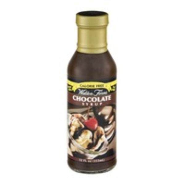 Walden Farms Chocolate Syrup Calorie Free