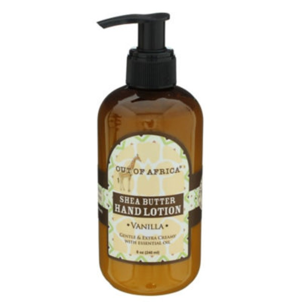 Out Of Africa Shea Butter Vanilla Hand Lotion