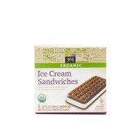 365 Ice Cream Sandwiches Vanilla