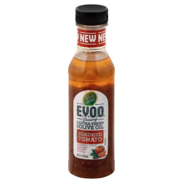 Wish-Bone E.V.O.O. Sundried Tomato Dressing
