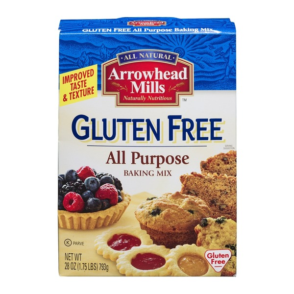 Arrowhead Mills All Purpose Baking Mix Gluten Free