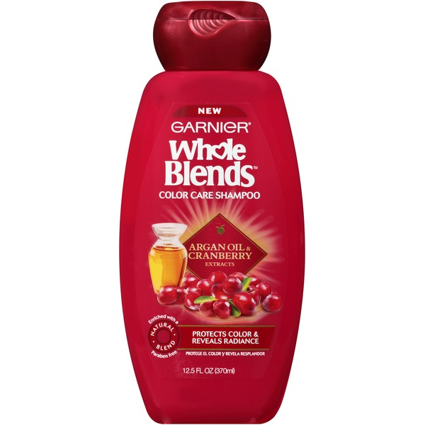 Whole Blends Color Care Argan Oil & Cranberry Extracts Shampoo