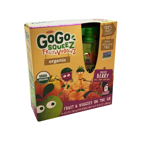 Materne GoGo Squeez Boulder Berry