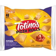 Totino's Pepperoni Pizza Rolls, 40 ct/19.8 oz