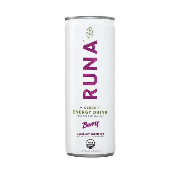 RUNA Clean Energy Drink Berry