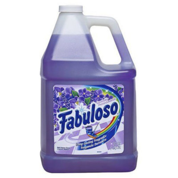 Fabuloso All Purpose Cleaner Lavender