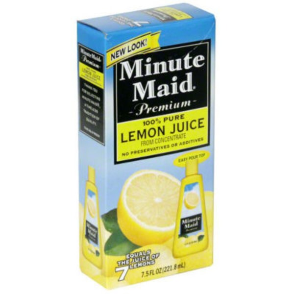 Minute Maid Premium Lemon Juice