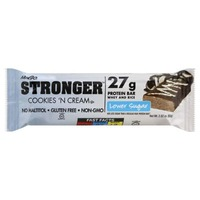 NuGo Stronger Cookies 'n Cream Protein Bar