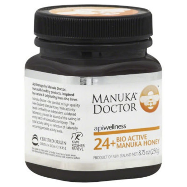 Manuka Doctor Bioactive Manuka 24+ Honey