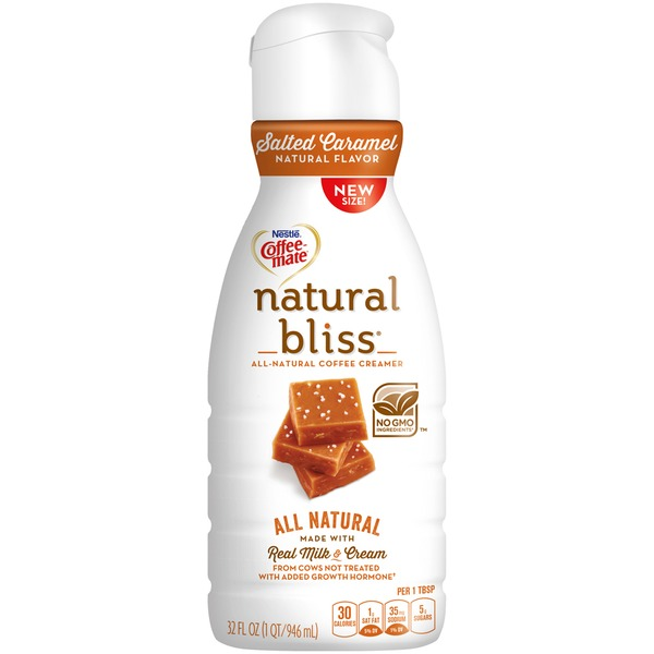 Nestlé Coffee Mate Salted Caramel Liquid Coffee Creamer