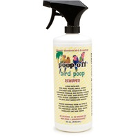 Poop Off 32 Oz Bird Poop Remover Spray