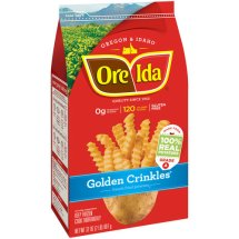 Ore-Ida Golden Crinkles French Fried Potatoes, 32 oz