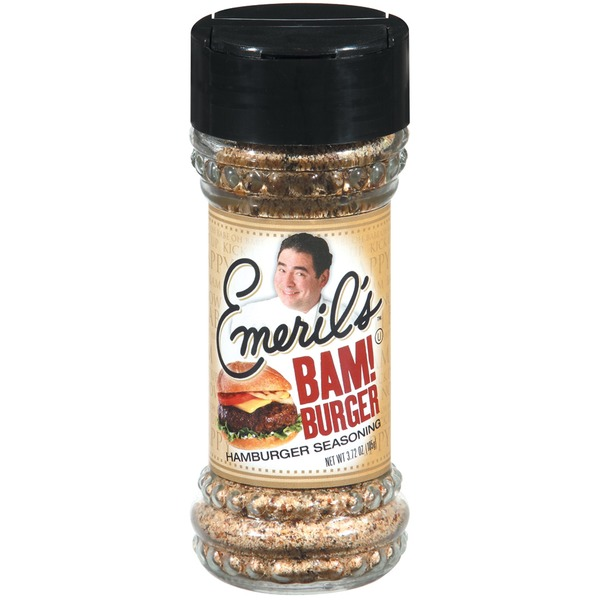 Emeril's Bam! Burger Hamburger Seasoning