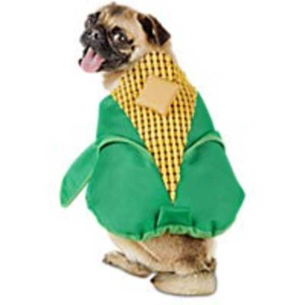 Kong Co. Small Halloween Corn Dog Costume
