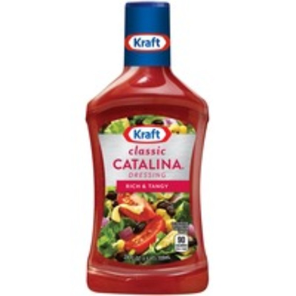 Kraft Salad Dressing Classic Catalina Dressing