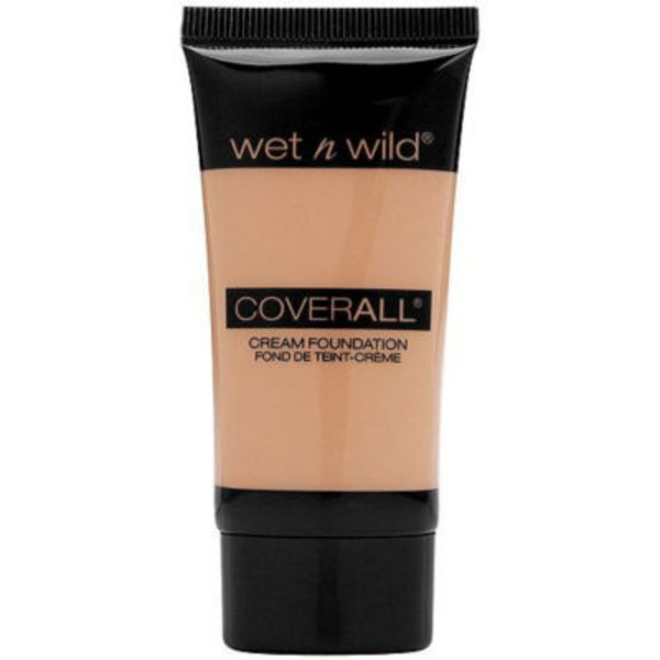 Wet n' Wild Coverall Cream Foundation 819 Medium
