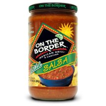 On The Border Mexican Grill & Cantina Mild Salsa, 24 oz