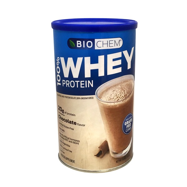 Biochem 100% Whey Protein Powder Chocolate Fudge
