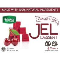 Bakol Natural Cherry Jel Dessert