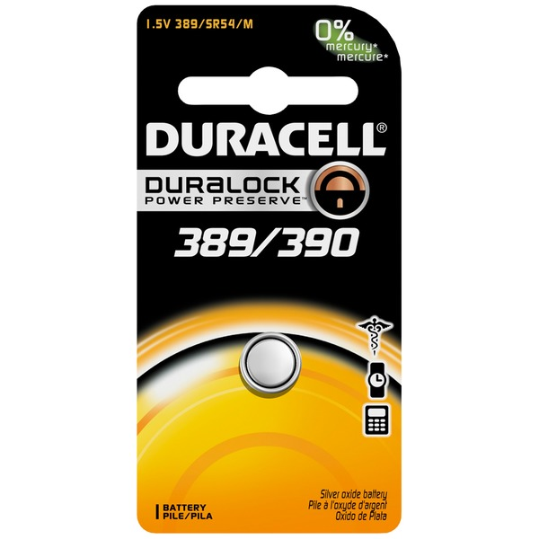 Duracell COIN BUTTON 389SBCD