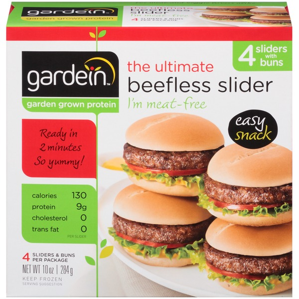 Gardein The Ultimate Beefless Slider