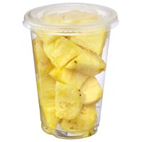 Fresh Cut Pineapple Cup