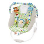 Bright Starts Merry Monkeys Cradling Bouncer