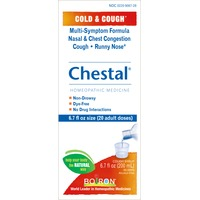 Chestal Cold & Cough Cough Syrup