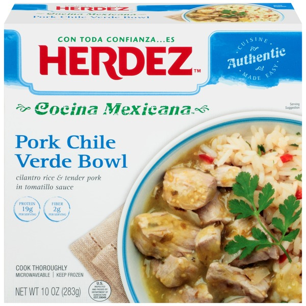 Herdez Chile Verde Pork