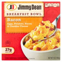 Jimmy Dean Breakfast Bowl Bacon, 7.0 OZ