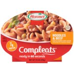 HORMEL® COMPLEATS® Noodles & Beef 7.5 oz. Tray