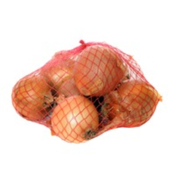 Yellow Onions, Bag