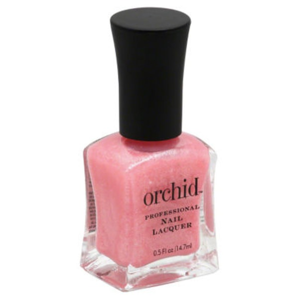 Orchid Pretty In Pink Nail Lacquer