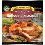 *John Soules Foods Rotisserie Style Chicken Breast Strips, 8 Oz