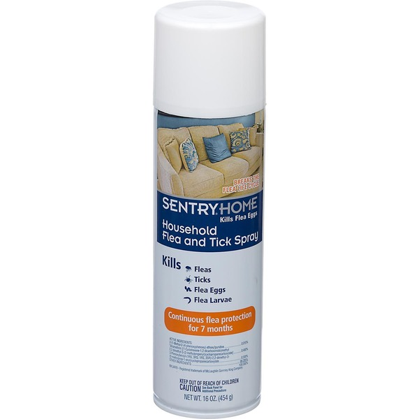 Sentry Pro Home Household Flea & Tick Spray