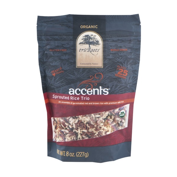 truRoots Tru Roots Accents Sprouted Rice Trio