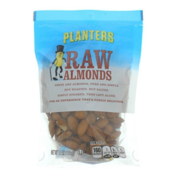 Planters Raw Almonds