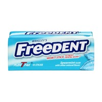 Wrigley Freedent Gum Spearmint - 15 CT