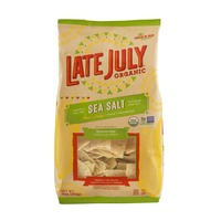 Late July Organic Restaurant Style Tortilla Chips Sea Salt