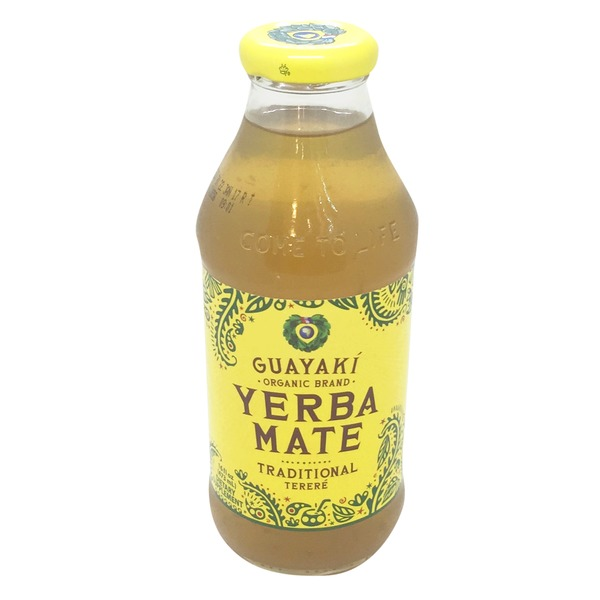Guayaki Yerba Mate Traditional Terere