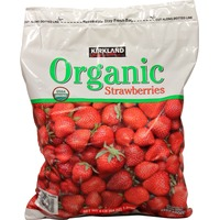 Kirkland Signature Organic Strawberries
