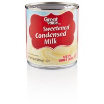 Great Value: Sweetened Condensed Milk, 14 Oz