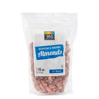 365 Roasted Salted Almonds