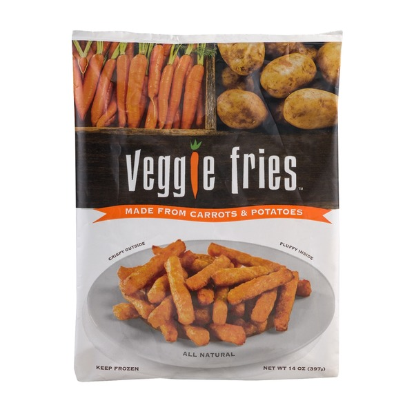 Veggie Fries Carrots & Potatoes