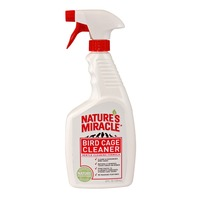 Nature's Miracle Cage Cleaner For Birds 24 Fl. Oz.