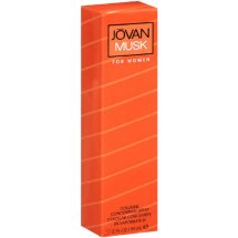 Jovan Musk For Women Cologne Concentrate Spray, 2 fl oz