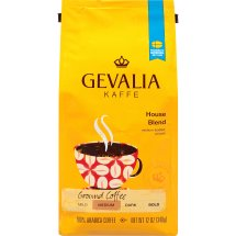Gevalia Kaffe House Blend Medium Roast Ground Coffee, 12 OZ (340g)