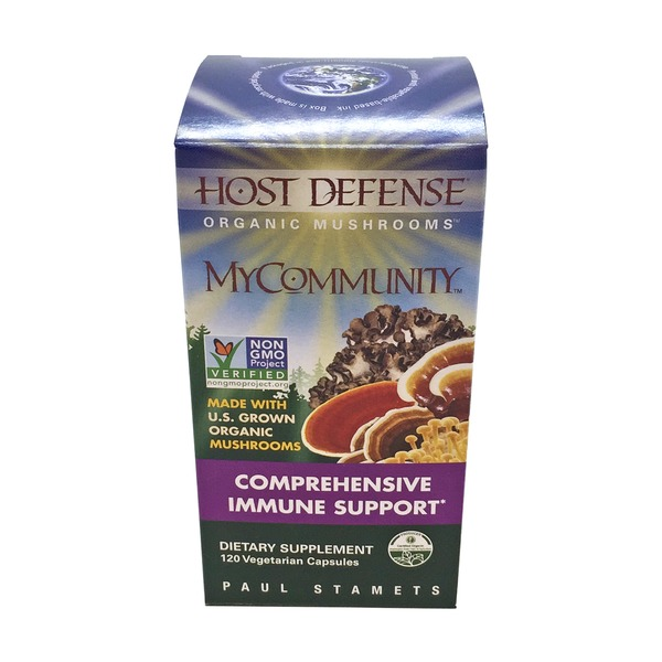 Host Defense Mycommunity Comprehensive Immune Support