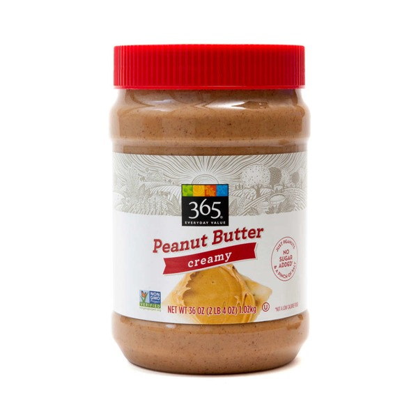 365 Creamy Peanut Butter With Salt