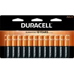 Duracell Coppertop Alkaline AA Batteries, 24 Count